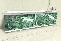 установка экрана в ванной в Череповце